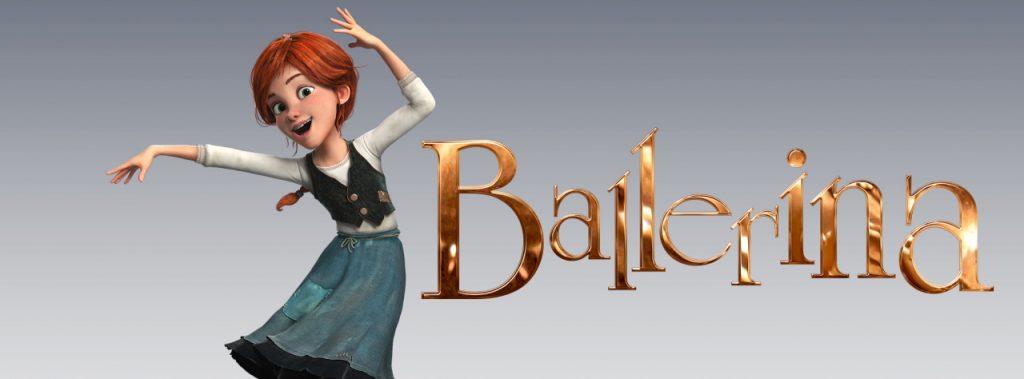 Tanečnice Balerína