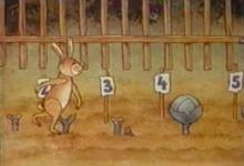 Zajíc a hajný