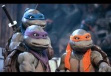 Želví Nindžové 2