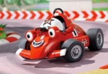 Roary, závodní auto