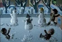 Zákaz stavění sněhuláků