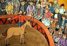 O koníku Ferdovi