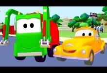 Popelářské auto