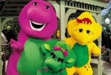 Barney a přátelé