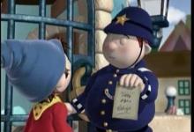 Pan Polda ve vězení