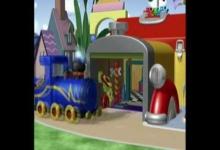 Velká vlaková honička