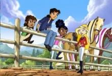Horseland: Jezdecký klub
