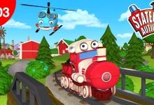 Vlakové dobrodružství