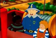 Teo se chce stát hasičem