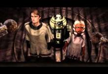 Vojny klonov - Ztracený droid