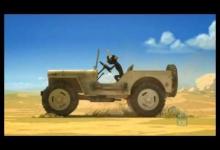 Rally v safari