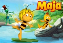 Včelka Mája 3D