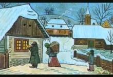 Vánoční koleda - Tichá noc
