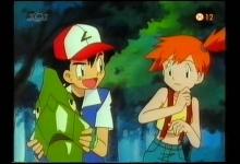 První chycený Pokémon