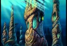 Malá mořská víla - online pohádka