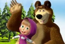 Máša a medvěd