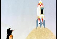 Krtek a raketa