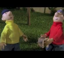 06565eab1 Epizoda 'Rogalo' z pohádky Pat a Mat (A je to). Podívejte se na všechny díly  večerníčku o dvou nezručných kutilech, Patovi a Matovi, online přes  internet.