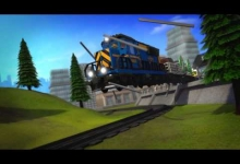 Jízda vlakem