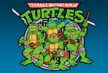 Turtles - Želvy ninja