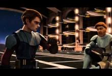 Vojny klonov - Virus Modrý stín