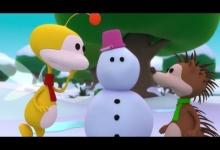 Sněhový králík