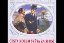 Jules Verne - Cesta kolem světa za 80 dní
