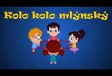 Kolo kolo mlýnský (mix 14 písniček pro děti)