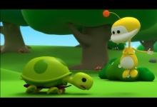 Želva na kolečkách