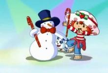 Jahůdčiny Vánoce