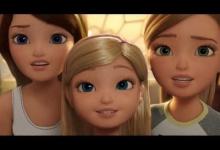 Barbie Sestřičky a psí dobrodružství