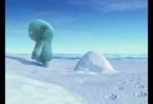 Popletený tučňák